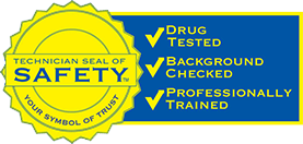 The Technician Seal of Safety